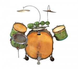 Carlton drum kit, 1937