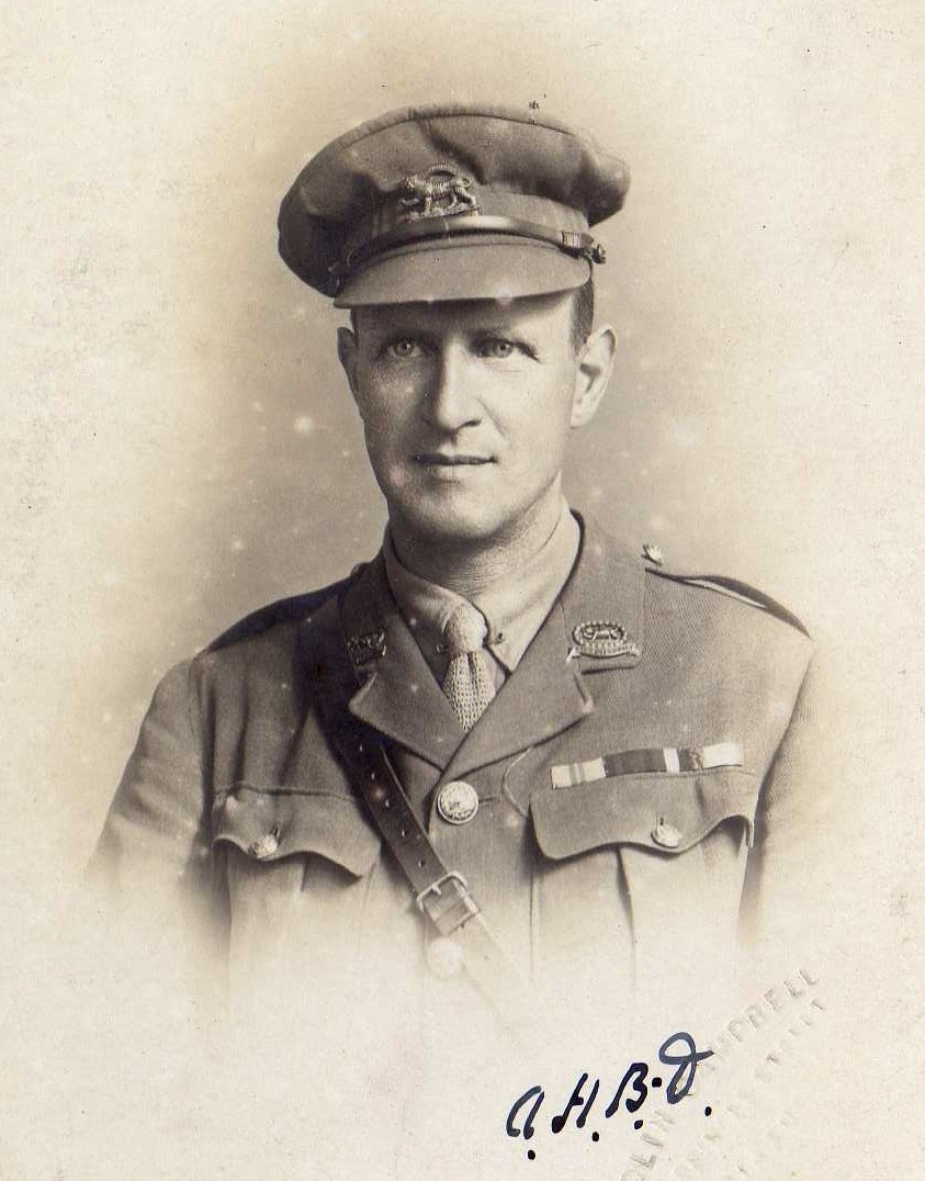 Image result for major archibald buchanan dunlop