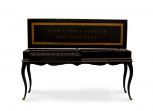 Chickering & Sons clavichord, 1906 & 1910
